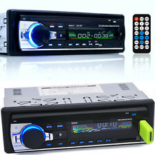 Bluetooth Auto integrato nel cruscotto Stereo Radio FM MP3 Lettore Audio con USB