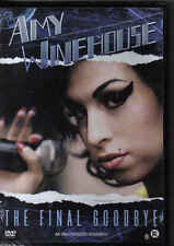 Amy Winehouse-The Final Goodbye DVD Sealed