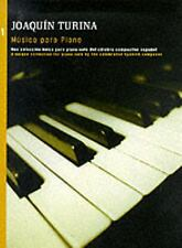 Joaquin Turina - Musica Para Piano, Vol. 1, , Good Book