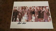 Clint Hill Secret Service Kennedy detail signed autographed photo zapruder film