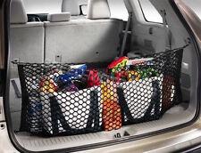 Rear Trunk Cargo Net Mesh Storage Organizer Pocket fit for Subaru Forester