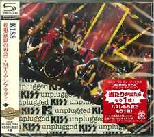 KISS-MTV UNPLUGGED-JAPAN  SHM-CD E50