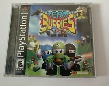 Team Buddies (Sony PlayStation 1, 2000)