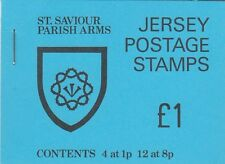 (82726) GB Jersey Booklet SB28 £1 1978