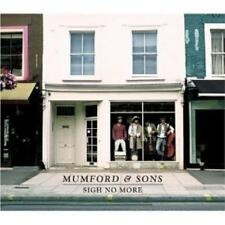 Mumford and Sons Sigh No More CD