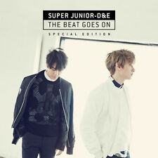 SUPER JUNIOR D & E / DONGHAE & EUNHYUK - The Beat Goes On - SPECIAL EDITION