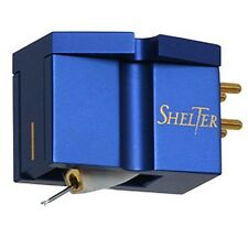 "* SHELTER - JAPAN - MC-TONABNEHMER - MC-CARTRIDGE - ""301 II MC""   *"