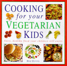 Cooking for Your Vegetarian Kids-ExLibrary