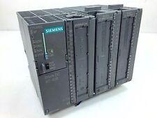 Siemens Simatic s7-300 cpu312c+sm322 - 1bh01-0aa0 +sm322-1bh01-0aa0 --- 253