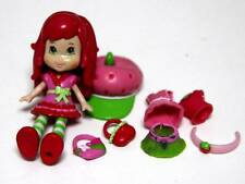 Hasbro Strawberry Shortcake Sweetest Styles w/ Strawberry Doll BIN