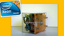 Intel Xeon Heatsink 1U 3U + Active Fan for LGA771 Quad Core X5400 Series - New