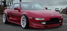 TOYOTA MR 2 FENDER FLARES 4 PCS WHEEL ARCHES FENDER FLARES GREAT LOOK!!!