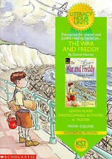 Collins, Fiona War and Freddy KS2 (Literacy Hour Units) Very Good Book
