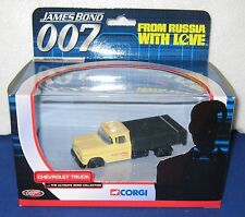 Corgi OO7 'From Russia with Love' Chevrolet Truck