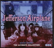 3 CD (NEU!) . Best of JEFFERSON AIRPLANE (White Rabbit Somebody to love mkmbh
