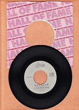 """LITTLE JOE AND THE THRILLERS - PEANUTS / LILLY LOU  """"JUKEBOX"""" 45  EPIC  UNPLAYED"""