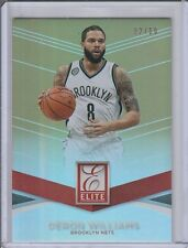 2014-15 Elite Blue #20 Deron Williams 02/10!