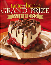 Taste of Home Grand Prize Winners - Brand New (hardcover) ISBN:978-0-89821-770-4