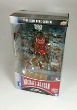 Upper Deck Michael Jordan Pro Shot Chicago Bulls slam dunk contest figure