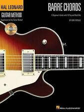Barre Chords : A Beginner's Guide with 18 Pop and Rock Hits Hal Leonard...
