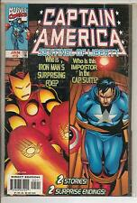 Marvel Comics Captain America Sentinel Of Liberty #5 January 1999 NM