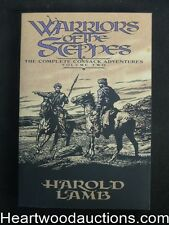 Warriors Of The Steppes by Harold  Lamb (Signed) (SOFTCOVER)