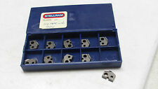 10 new STELLRAM UC 145 NR S44 Carbide Unidrill 14.5mm Spade Drill Inserts