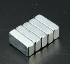5pcs/lot Super Strong Block Cuboid N35 Magnets Rare Earth Neodymium 10x5x3mm