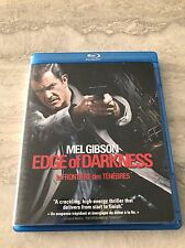 Edge Of Darkness (Blu-Ray,NO COPY, original) Mel Gibson LIKE NEW