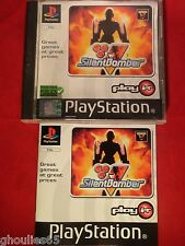 SILENT BOMBER PLAYSTATION 1 SILENT BOMBER PSONE PS2 PS3