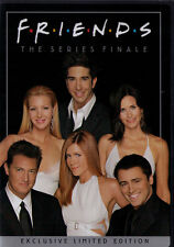 Friends (TV Series) The Series Finale. Exclusive Limited Edition. DVD
