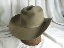 Vintage Stetson Made for Sheplers World's Largest Western Store Sage Green S 7