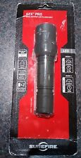 NUOVA SUREFIRE G2 X Pro LED 320 Lumen Dual Output Flashlight Torch