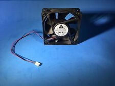 Delta 120mm 12V DC 3-pin Brushless Computer PC Cooling Case Fan P/N: AFB1212HHE