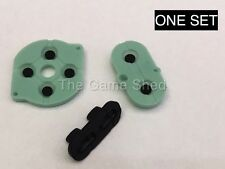 CONDUCTIVE RUBBER SILICONE BUTTON PADS FOR NINTENDO GAMEBOY COLOR - GBC