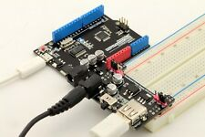 Breadboard Power Supply 5V/3.3V (1A) Arduino Voltage Regulator Robotdyn