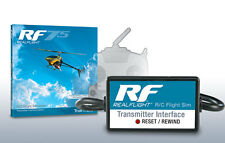Great Planes RealFlight 7.5  R/C Flight Simulator w/  Wired Transmitter Interfac