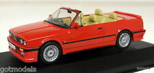 VANGUARDS 1/43 - VA13700 BMW E30 ALPINA C2.5 CONVERTIBLE RED DIECAST MODEL CAR
