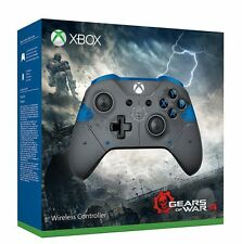Xbox One Wireless Controller - Gears of War 4 JD Fenix Limited Edition NEW