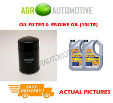 DIESEL OIL FILTER + LL 5W30 ENGINE OIL FOR TOYOTA COROLLA 2.0 90 BHP 2000-02