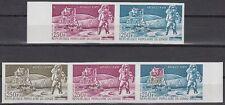 Kongo Congo 1973 ** Mi.364 Color proof ESSAY Weltraum Space Espace Apollo 17