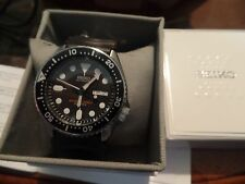 Seiko Men's Diver's Automatic 200m Watch SKX007J WARRANTY,BOX