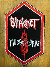 Slipknot Heavy Metal Band embroidered iron on patches appliques 003