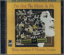 Houston, Thelma  & Pressure Cooker I've Got The Music In Me Sh. Gold CD Neu OVP