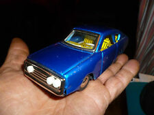 Ancienne Miniature Tôle Renault 17 R17 Symbolisée Made in China MF 234 Tin Toy