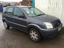 2003 Ford Fusion 1.6 2  MOT SPARES OR REPAIRS