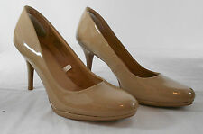 Merona Size 11 Beige Pumps Heels Shoes EUC