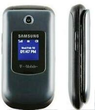 "Samsung SGH T139 - Bark Blue  (T-Mobile) Cellular Phone. ""Unlocked""."