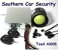 TOAD Ai606 THATCHAM CAT 1 CAR ALARM VSIB FITTED IN KENT CANTERBURY CT POST CODE