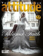ATTITUDE #250 11/2014 Awards Issue PALOMA FAITH Boy George SHARON STONE @NEW